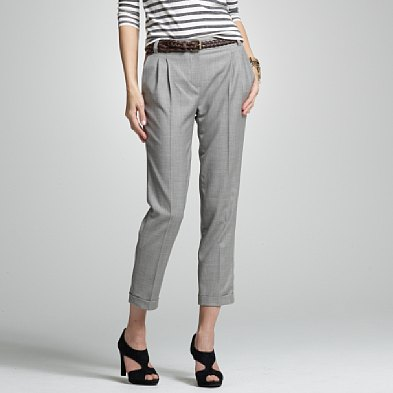 Jcrew work pants
