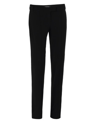 Max Mara stretch black pants