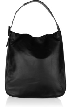 MMM leather shoulder bag