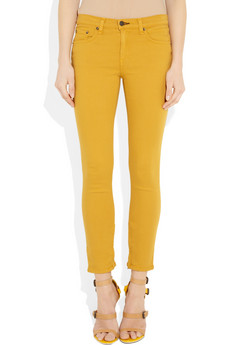 rag and bone yellow