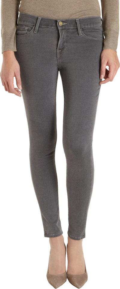 Le Skinny De Jeanne - grey