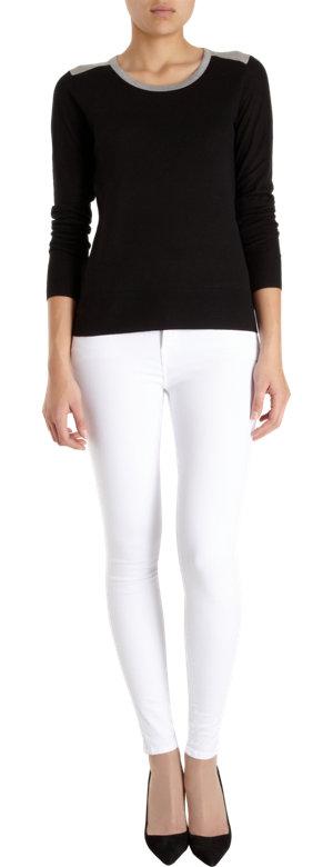 Le Skinny de Jeanne - white