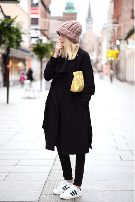 hats cool and chic