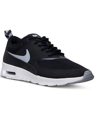 black and white nike