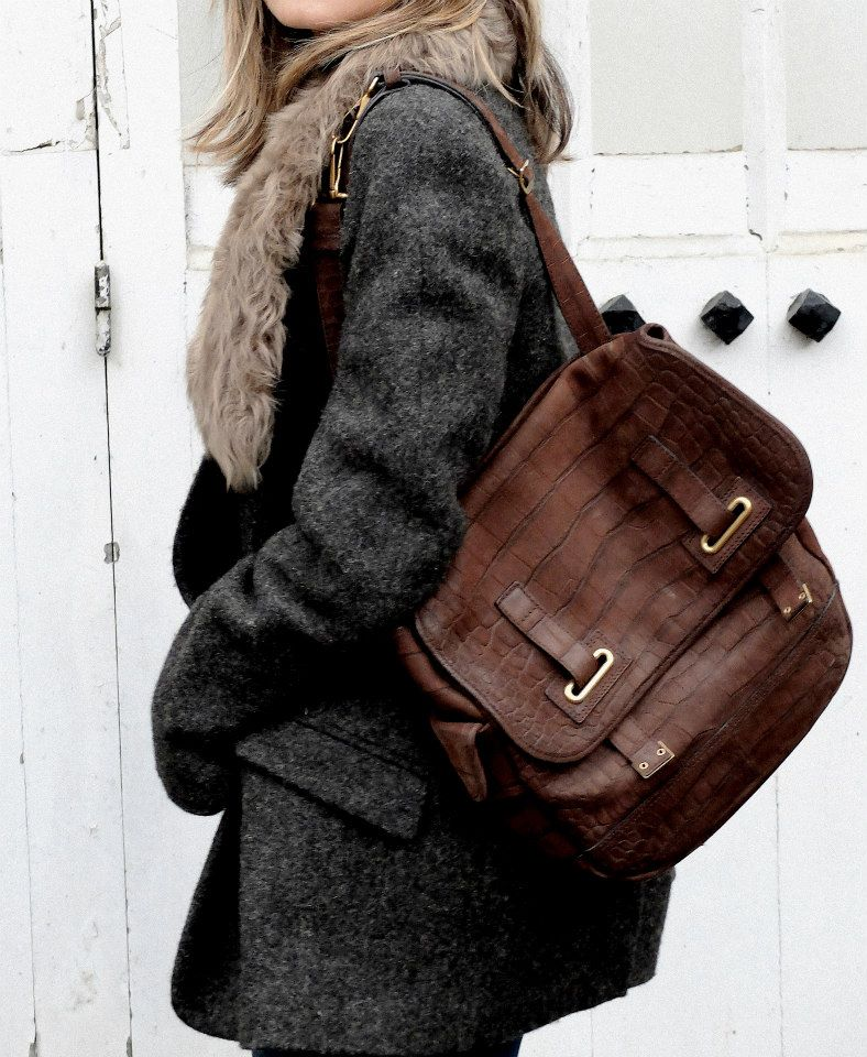 coats and bags