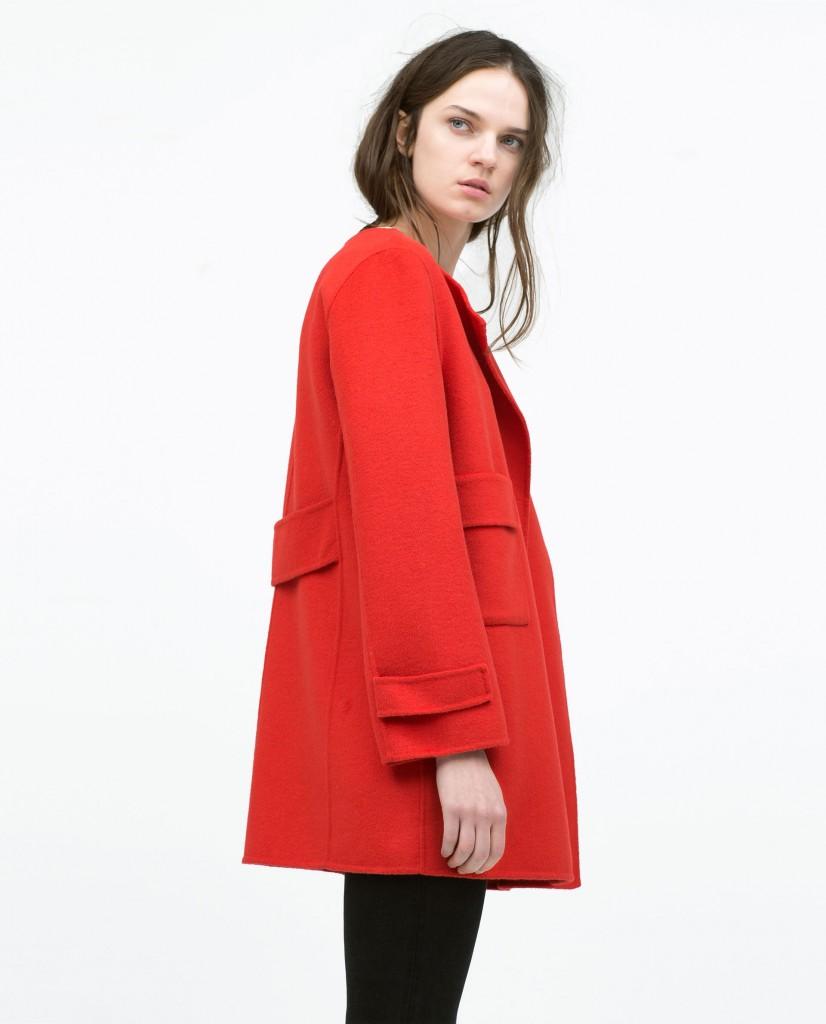 Spring coat Zara