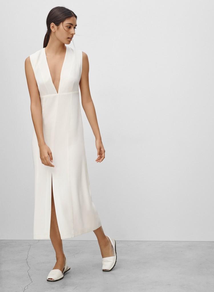 babaton Aksell dress